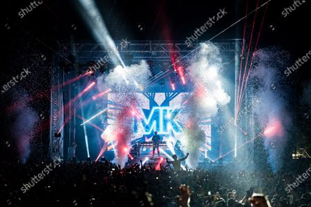 MK - Marc Kinchen