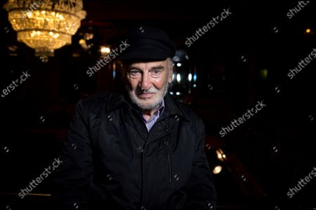 Editorial picture of Hector Alterio presents new play in Madrid, Spain - 05 Nov 2020