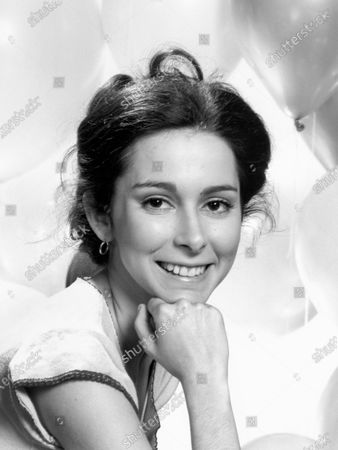 Actress Toni Kalem, Head and Shoulders Publicity Portrait, 1975