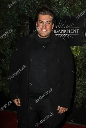 Stock Image of James Argent