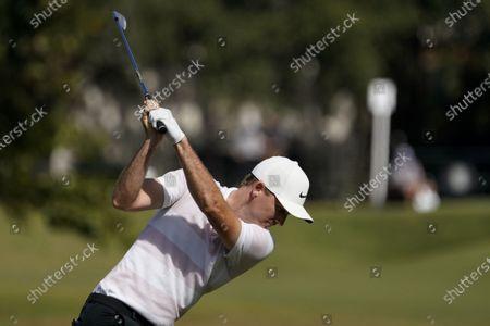 Editorial photo of Open Golf, Houston, United States - 05 Nov 2020