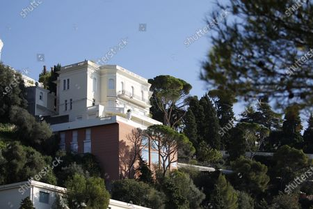 Editorial image of 1920's Villa previously owned by Sean Connery in Nice, France - 05 Nov 2020