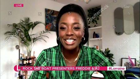 Editorial photo of Lorraine' TV Show, London, UK - 06 Nov 2020