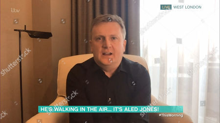 Stock Picture of Aled Jones