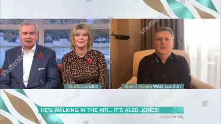 Eamonn Holmes, Ruth Langsford and Aled Jones