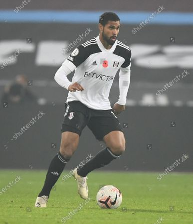 Ruben Loftus-Cheek of Fulham