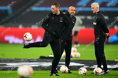 West Ham United coach Kevin Nolan