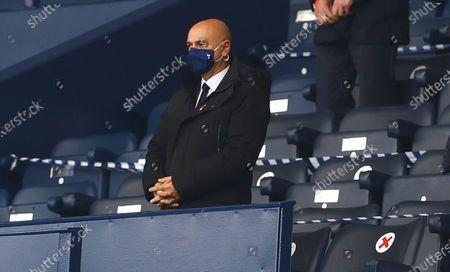 Tottenham Hotspur chairman Daniel Levy