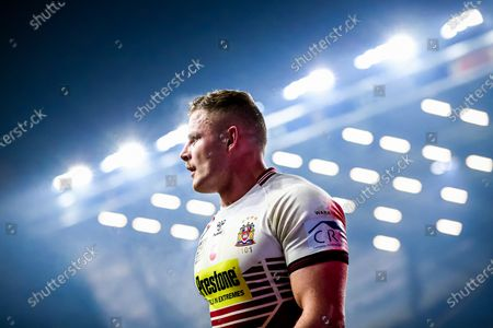 Wigan's George Burgess.