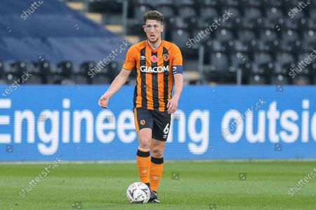 Richard Smallwood #6 of Hull City during the game