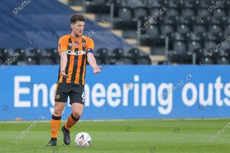 Editorial picture of Hull City v Fleetwood Town, Emirates FA Cup First Round, Football, KCOM Stadium, Hull, UK - 07 Nov 2020
