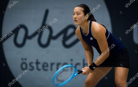 Editorial picture of Upper Austria Ladies Linz Open Qualification, WTA Tennis, Linz Austria, 07 Nov 2020