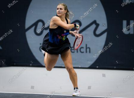 Editorial image of Upper Austria Ladies Linz Open Qualification, WTA Tennis, Linz Austria, 08 Nov 2020