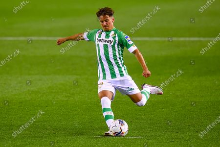 Stock Photo of Rodrigo Sanchez of Real Betis
