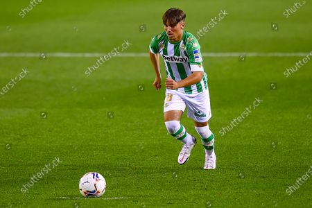 Rodrigo Sanchez of Real Betis