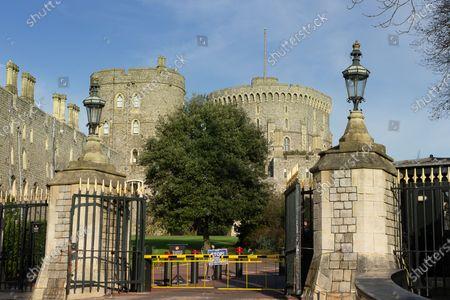 Editorial image of Covid-19 lockdown 2, Windsor, Berkshire, UK - 07 Nov 2020