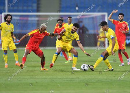 Editorial photo of Al Nassr vs Al Quadisiya, Riyadh, Saudi Arabia - 06 Nov 2020