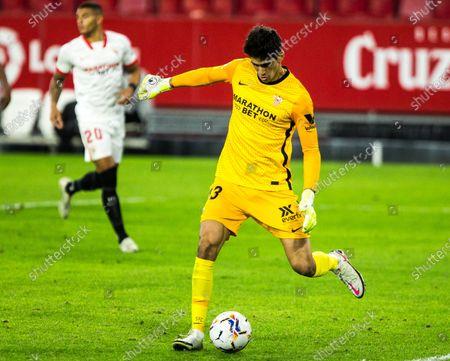 Editorial picture of Soccer: LaLiga  - Sevilla v Osasuna, Spain - 07 Nov 2020