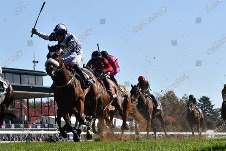Editorial image of Horse Racing - 11 Jul 2020