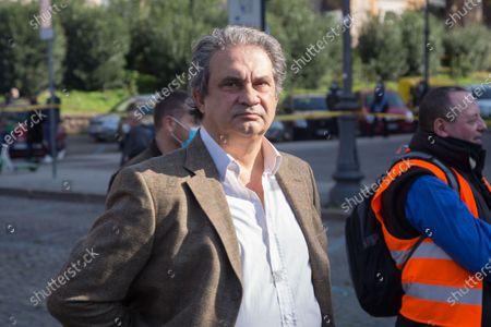 Roberto Fiore, founder of Forza Nuova