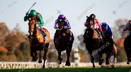 Editorial picture of Horse Racing Breeders' Cup Championship Saturday, Lexington, USA - 07 Nov 2020