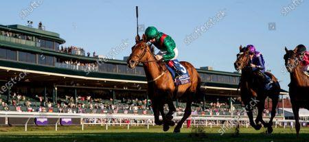 Editorial image of Horse Racing Breeders' Cup Championship Saturday, Lexington, USA - 07 Nov 2020