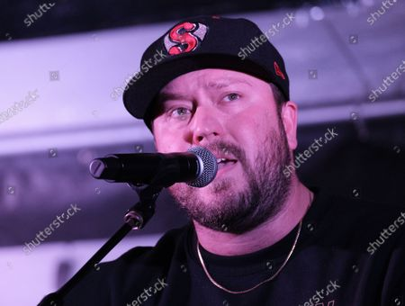 Stock Image of Mitchell Tenpenny