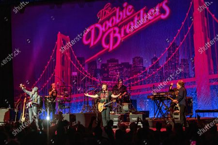 The Doobie Brothers - Patrick Simmons, Tom Johnston