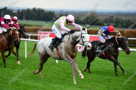 Stock Photo of NAVAN 8-November-2020. N'GOLO and Paul Townend win from ANNEXATION for owner Rich Ricci and trainer Willie Mullins.