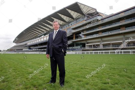 Howard Shiplee Redevelopment Chief Executive At Ascot Racecourse And Will Now Oversee The Building Of The 2012 Olympics Projects Picture By Glenn Copus