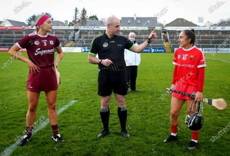 Editorial photo of Liberty Insurance All-Ireland Senior Championship Round 4, Pearse Stadium, Salthill, Co. Galway - 08 Nov 2020