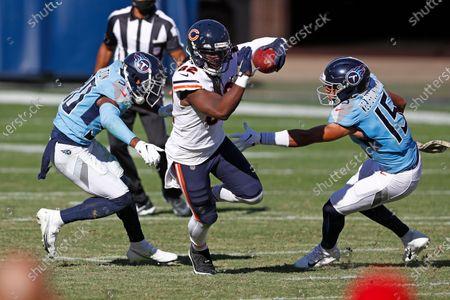Editorial photo of Bears Titans Football, Nashville, United States - 08 Nov 2020