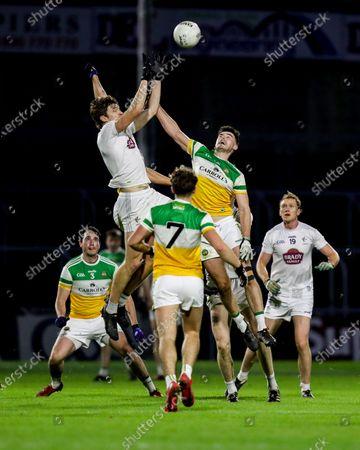 Editorial picture of Leinster GAA Senior Football Championship Quarter-Final, MW Hire O'Moore Park, Portlaoise, Co. Laois - 08 Nov 2020