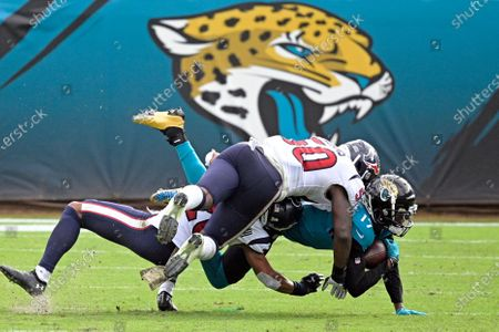 Editorial picture of Texans Jaguars Football, Jacksonville, United States - 08 Nov 2020