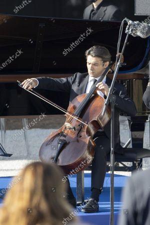 Stock Picture of Renaud Capucon