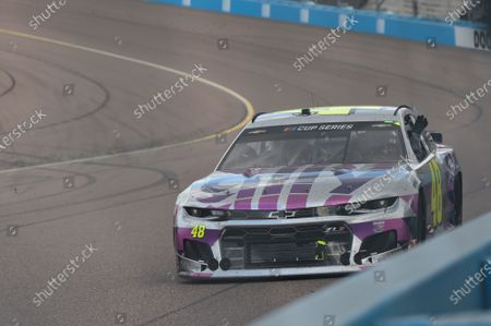 ISM RACEWAY, UNITED STATES OF AMERICA - NOVEMBER 08: #48: Jimmie Johnson, Hendrick Motorsports, Chevrolet Camaro Ally at ISM Raceway on Sunday November 08, 2020 in Phoenix, United States of America. (Photo by LAT Images)
