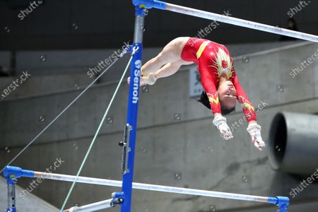 Editorial picture of Artistic Gymnastics : 2020 Friendship and Solidarity Competition, Tokyo, Japan - 08 Nov 2020