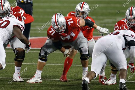 Editorial picture of Rutgers Ohio St Football, Columbus, United States - 07 Nov 2020
