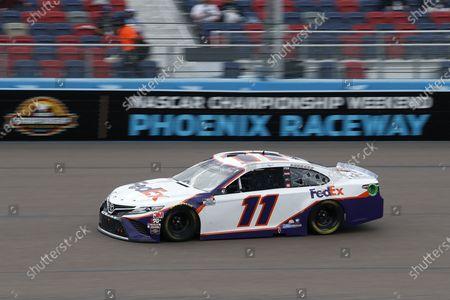 Editorial picture of NASCAR Phoenix Auto Racing, Avondale, United States - 08 Nov 2020