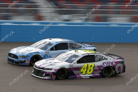Editorial picture of NASCAR Phoenix Auto Racing, Avondale, United States - 08 Nov 2020
