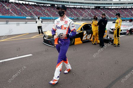 Editorial image of NASCAR Phoenix Auto Racing, Avondale, United States - 08 Nov 2020
