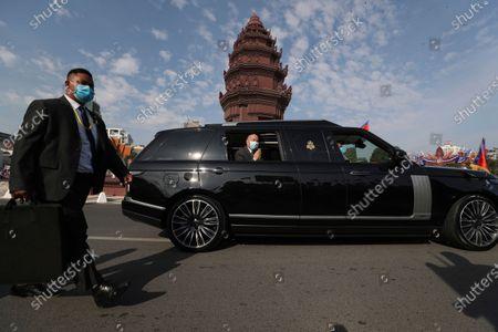 Editorial image of Independence Day, Phnom Penh, Cambodia - 09 Nov 2020