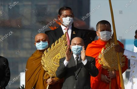 Editorial picture of Independence Day, Phnom Penh, Cambodia - 09 Nov 2020