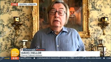 Stock Picture of David Mellor