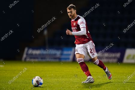 Calum Chambers of Arsenal U21
