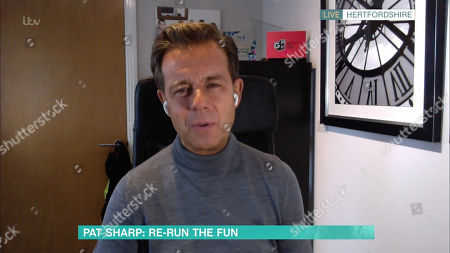 Stock Picture of Pat Sharp