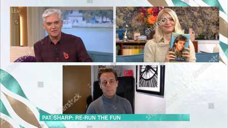 Editorial picture of 'This Morning' TV Show, London, UK - 09 Nov 2020