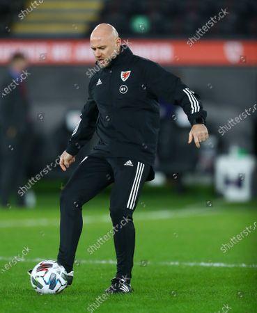 Editorial photo of Wales v USA, International Friendly, Football, Liberty Stadium, Swansea, UK - 12 Nov 2020