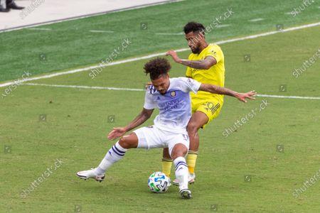 Editorial photo of Orlando City v Nashville SC, Major League Soccer, Football, Exploria Stadium, Orlando, Florida, USA - 08 Nov 2020