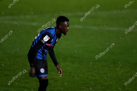 Editorial image of Rochdale v Salford City, Papa John's Trophy, Group Stage, Football, Crown Oil Arena, Rochdale, UK - 10 Nov 2020